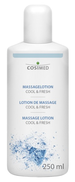 cosimed Massagelotion Cool & Fresh