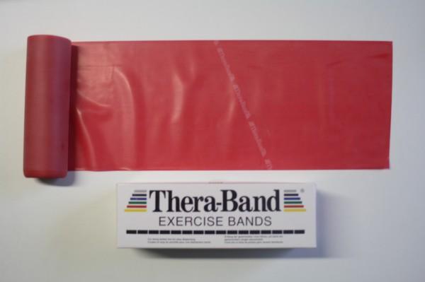 Thera-Band, verschiedene Stärken, verschiedene Größen