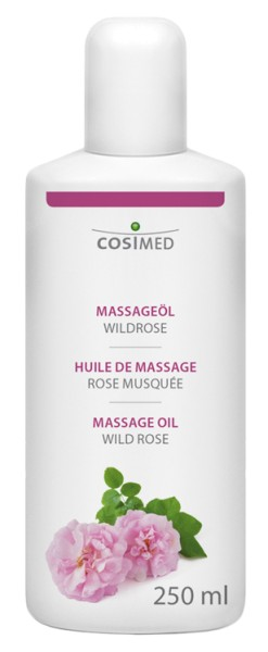 cosimed Massageöl Wildrose